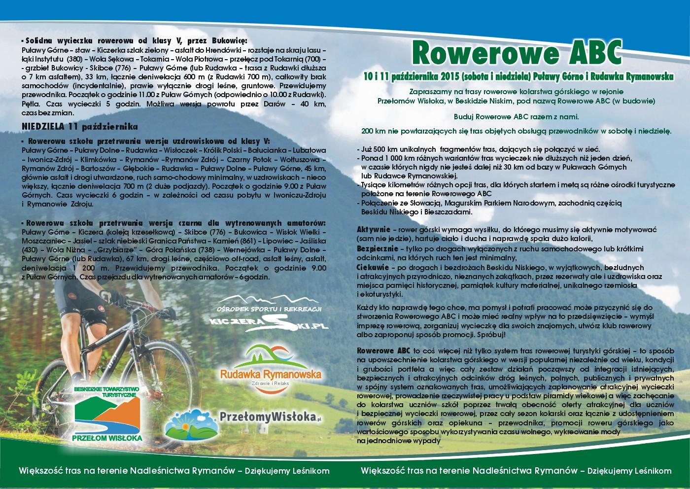 Rowerowe ABC strona 1